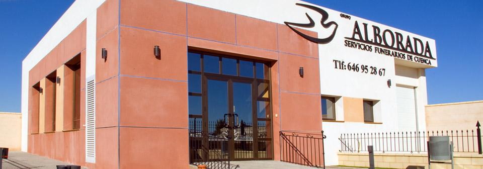 Slide Instalaciones Casasdefernandoalonso 01 | Grupo Alborada Servicios Funerarios