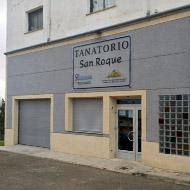Instalaciones Tanatorio San Roque Landete (Cuenca). Servicios funerarios del Grupo Alborada