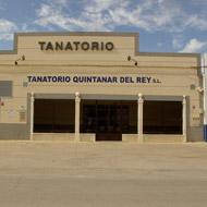 Instalaciones Tanatorio Quintanar del Rey (Cuenca). Servicios funerarios del Grupo Alborada