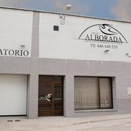 Instalaciones Velatorio San Lorenzo de la Parrilla (Cuenca). Servicios funerarios del Grupo Alborada